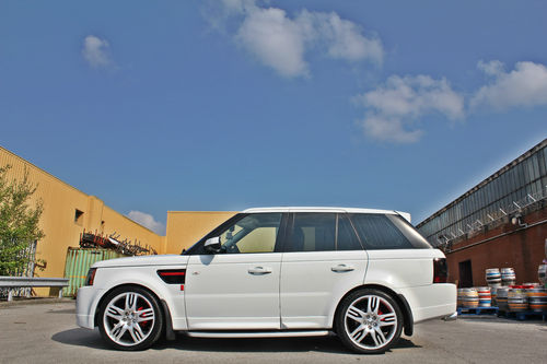 Range Rover Autobiography 2010 >> RANGE ROVER SPORT 2010- 2013 FACE LIFT AUTOBIOGRAPHY BODY KIT UPGRADE CONVERSION | Dynamic Customs