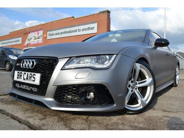 Audi Rs7 2014 For Sale >> AUDI A7 2010-2014 RS7 CONVERSION RECREATION REPLICA STYLING UPGRADE BODY KIT | Dynamic Customs