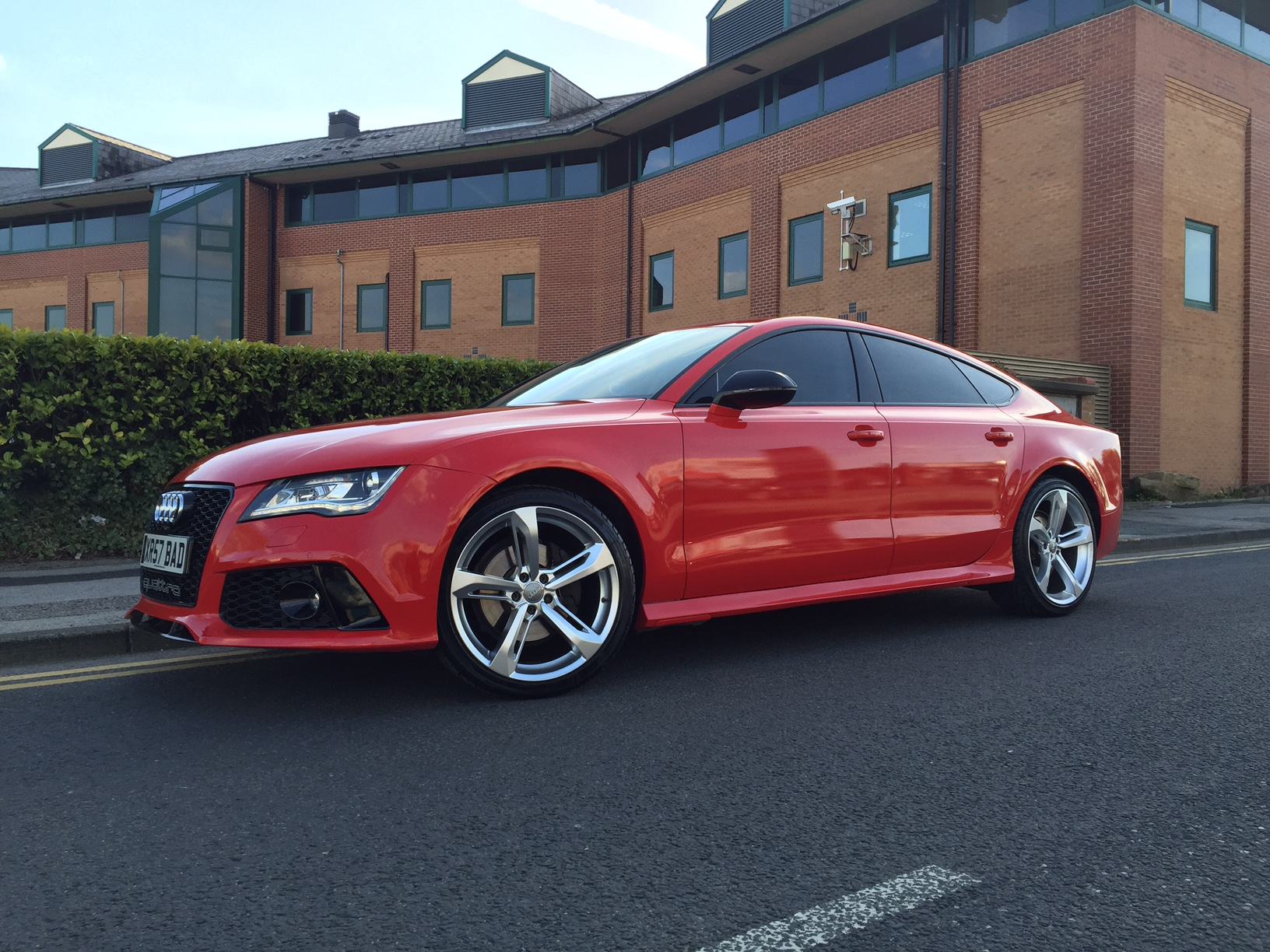 Audi A7 2010 2014 Rs7 Conversion Recreation Replica Styling Upgrade