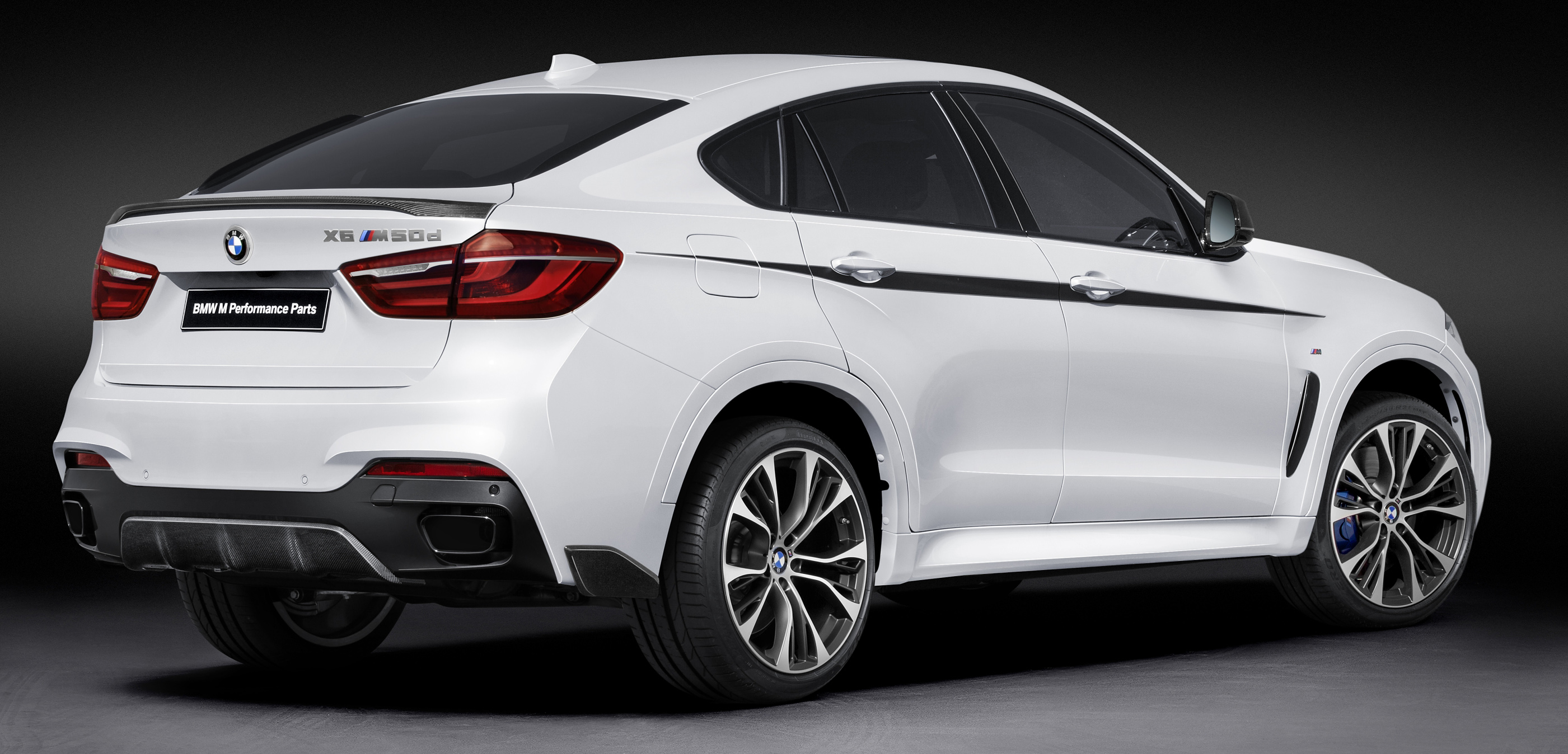 Bmw X6 F16 2014 2016 Performance Aero Pack Upgrade Body