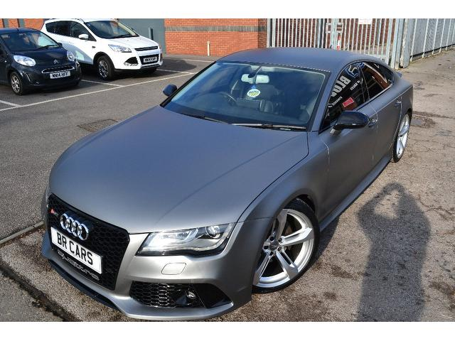 AUDI A7 2010-2014 RS7 CONVERSION RECREATION REPLICA STYLING