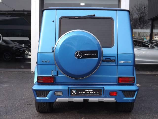 MERCEDES G WAGON G63 AMG W460 W461 W463 CONVERSION