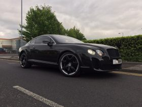 Bentley GT Super Sport conversion